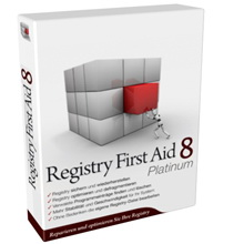 Registry First.Aid Platinum 8.1.0 Build.2031 [FLS/FS][Español][Incl. Serial]