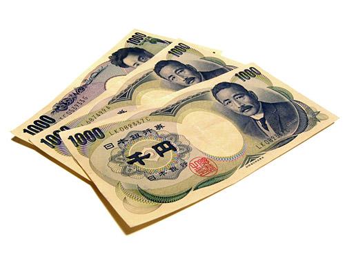 Котировка йены