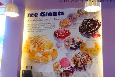 ice giants poster