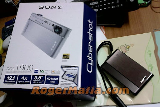 Sony Cybershot T900