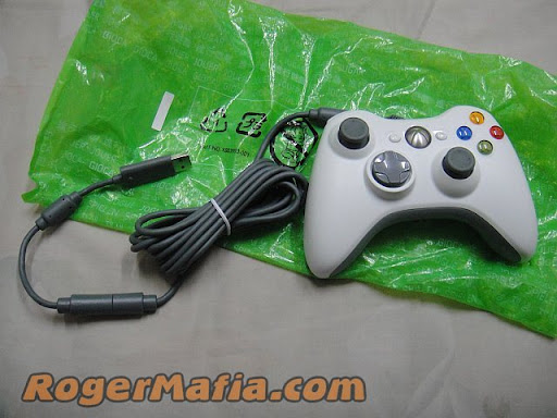 Xbox 360 Wired Controller PC