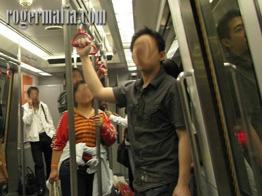 รถไฟฟ้าใต้ดินฮ่องกง