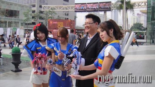 Gundam EXPO 2009 - Siam Paragon