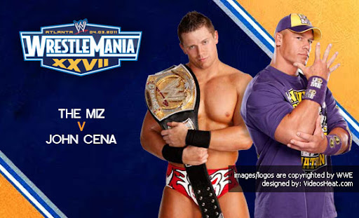 wwe wrestlemania 27 dvd. WWE WrestleMania XXVII 4/3/11