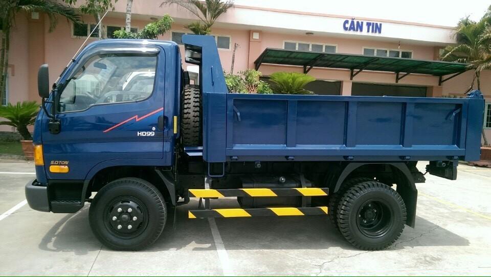 Xe tải chính hãng mang thương hiệu Hyundai - Ảnh 3