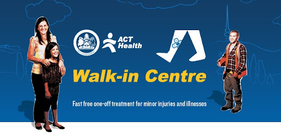 walk-in centre