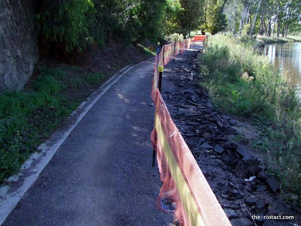 bike path repair