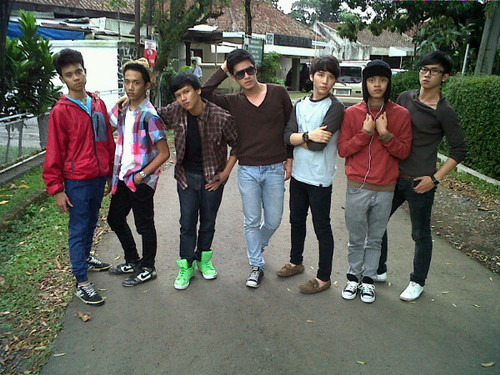 Foto Smash Boy Band
