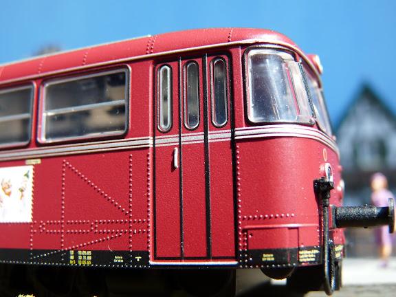 Schienenbus Doornkaat