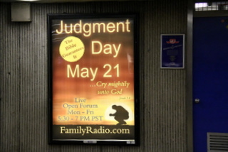 Judgment Day - May 21, 2011
