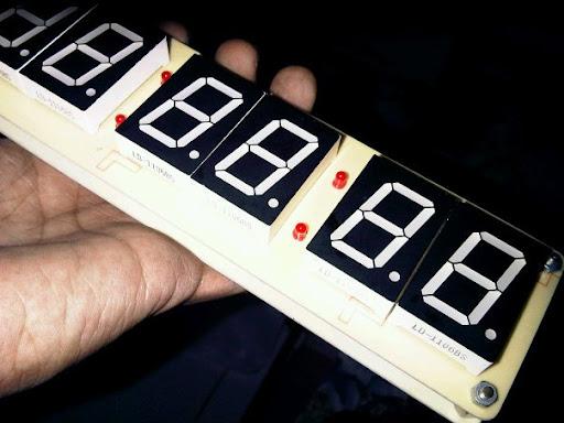 Cara Membuat Jam Digital Dengan Seven Segmen Stpdxpdc S Blog
