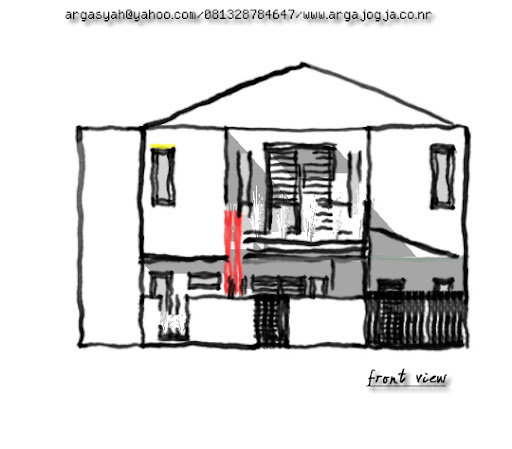 Tips Dalam Menentukan Warna Fasad Rumah