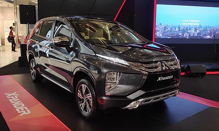 Mitsubishi Xpander 2020 được trang bị nhiều tính năng an toàn