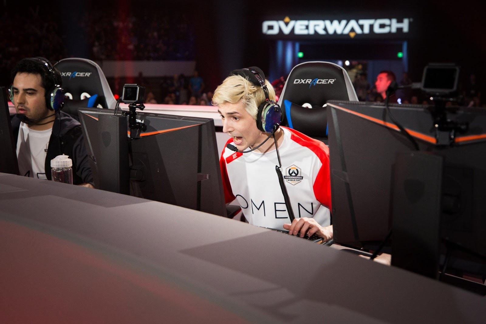Dallas Fuel player xQc receives 7-day Overwatch suspension | Dot Esports