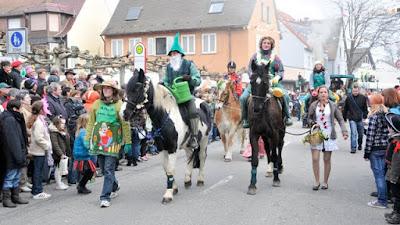Die Landesgartenschau 2022 war auch Thema des Reit- und Fahrsportvereins Neuenburg.