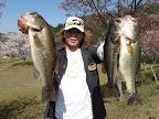 3位 町田素直選手 2011-04-15T02:41:10.000Z