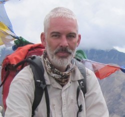 Robin Boustead, architect of the Great Himalaya Trail project