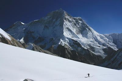 Makalu Sherpani Col