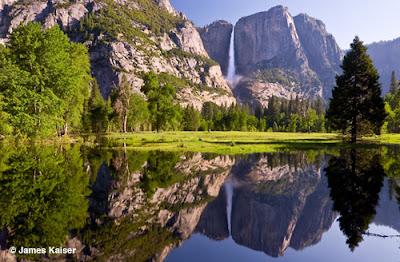 Yosemite Falls, James Kaiser