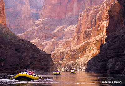 Grand Canyon Rafting - James Kaiser