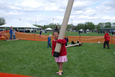 Caber Toss, Scottish Games, MN