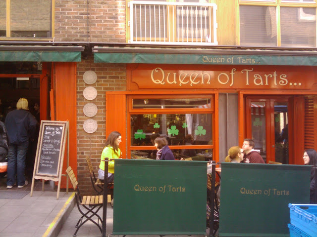 Restaurante Queen of tarts Café