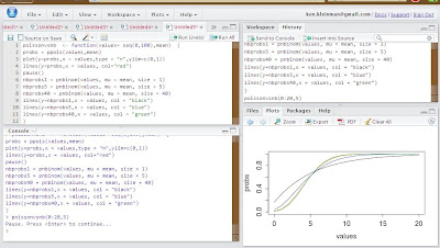 Plug for RStudio: powerful, free, and easy to use interactive development environment for R