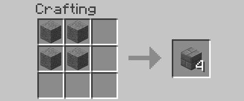 How to make Stone Bricks in Minecraft 2