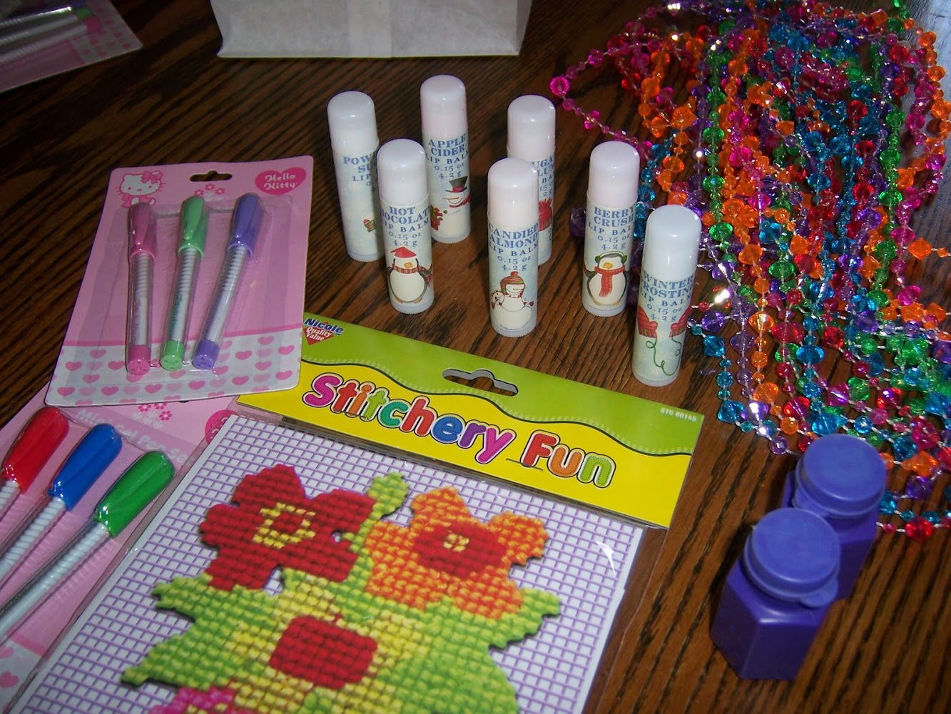 The Birthday Tea Party - Goody Bags