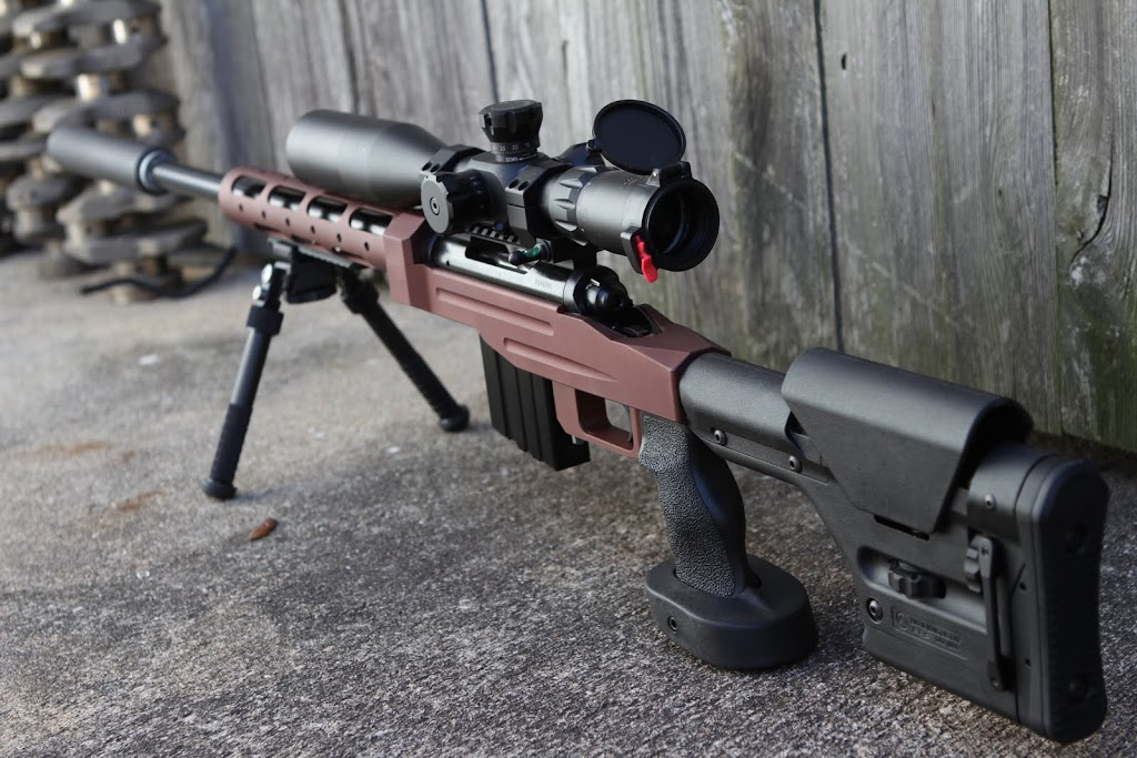 Savage XLR Chassis | Sniper's Hide Forum