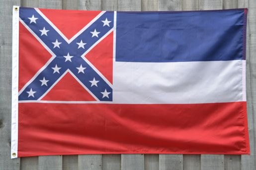 Mississippi Flag by Volunteer Traditions