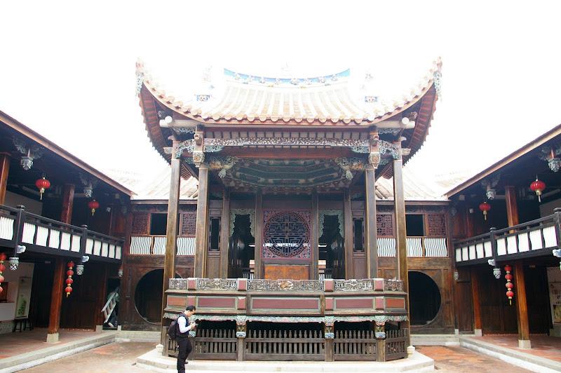 清代台灣五大望族-霧峰林家花園