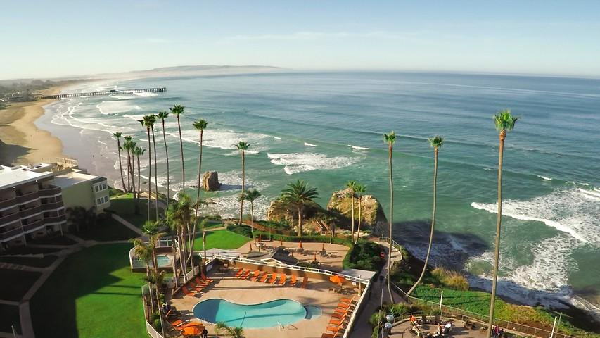 Seacrest Oceanfront Hotel Pismo Beach Ca The Best Beaches In World