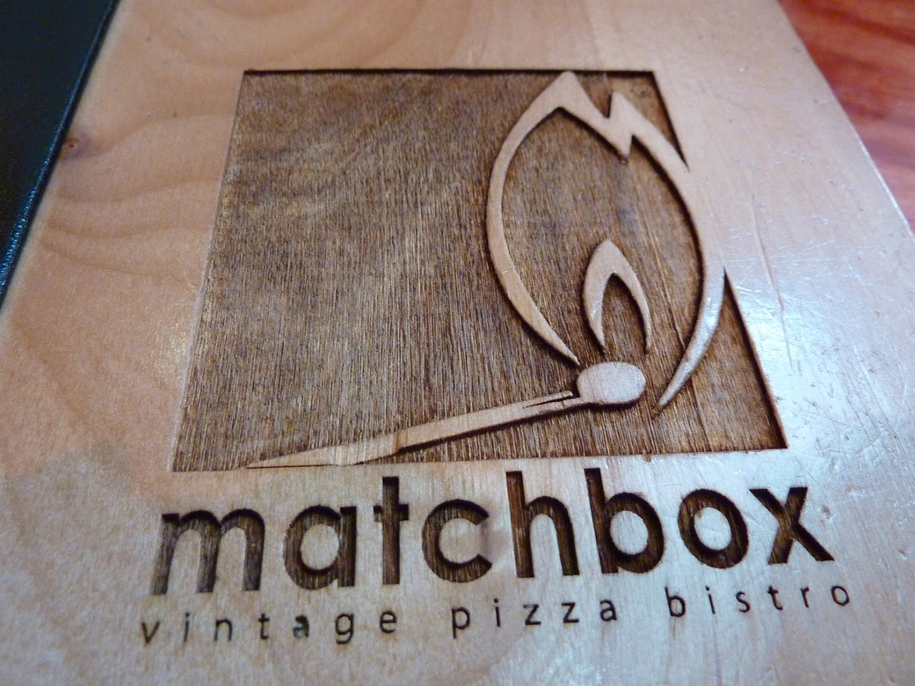 Matchbox Vintage Pizza Bistro