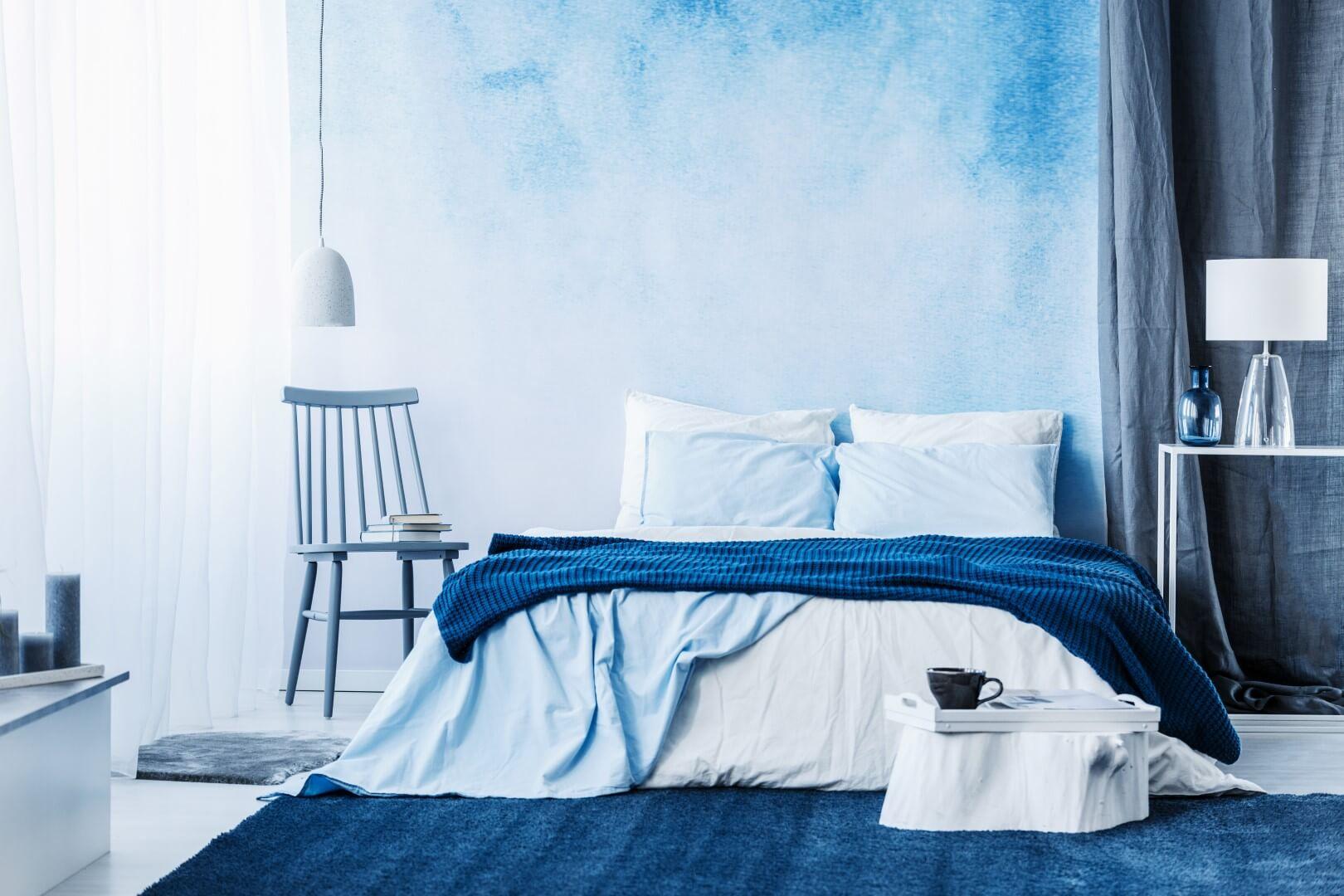 Phòng ngủ cho người mệnh thủy 4