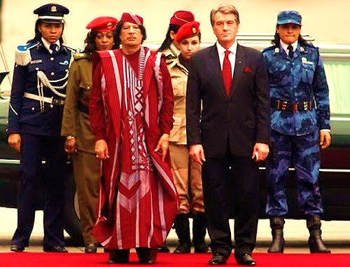 Cuộc sống trụy lạc của ông Gaddafi qua lời kể của cựu nô lệ tình dục - ảnh 2