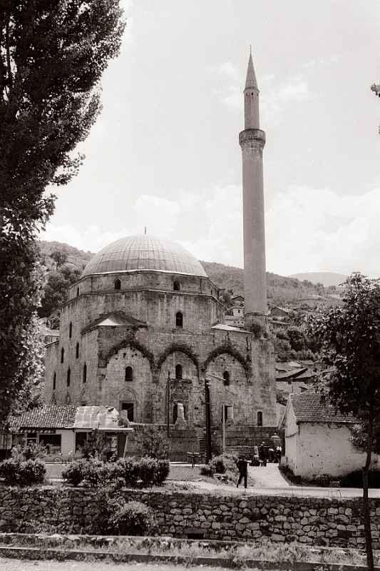 Sinan Pasha mosque | Prizren | Kosovo | OzOutback