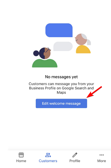 customise-automated-welcome-message