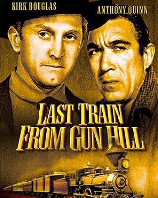 El último tren de Gun Hill (1959, John Sturges)