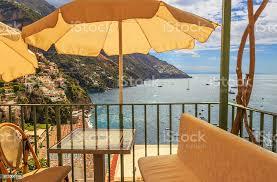 Summertime Seascape Amalfi Coast Positano Beachitaly Stock Photo - Download  Image Now - iStock