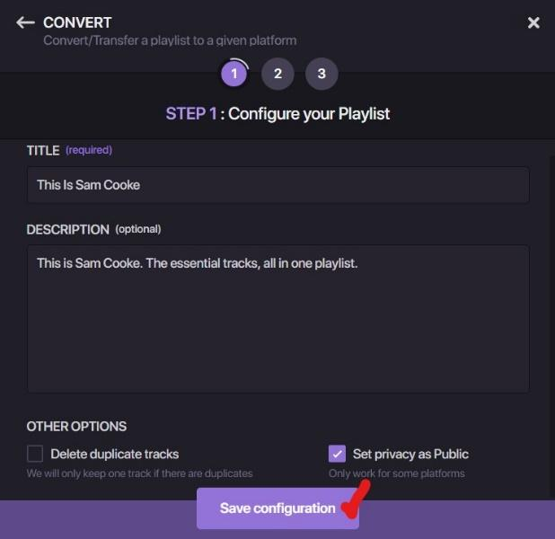 Export Your Spotify Playlist to Apple Music