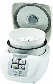 PANASONIC 5 CUP ONE TOUCH FUZZY LOGIC RICE COOKER