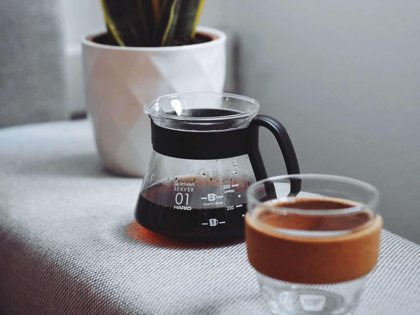 Taza de café ecológica