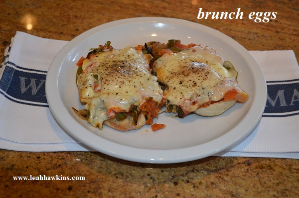 brunch eggs