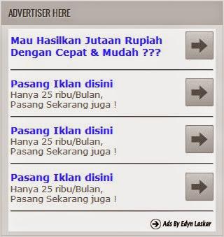 Iklan ala Google Adsense