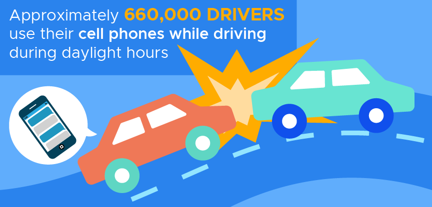 100 Distracted Driving Facts & Statistics for 2018 – TeenSafe