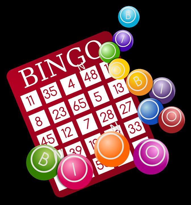 Bingo, Gambling, Game, Luck