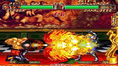 لعبة القتال Samurai Showdown II