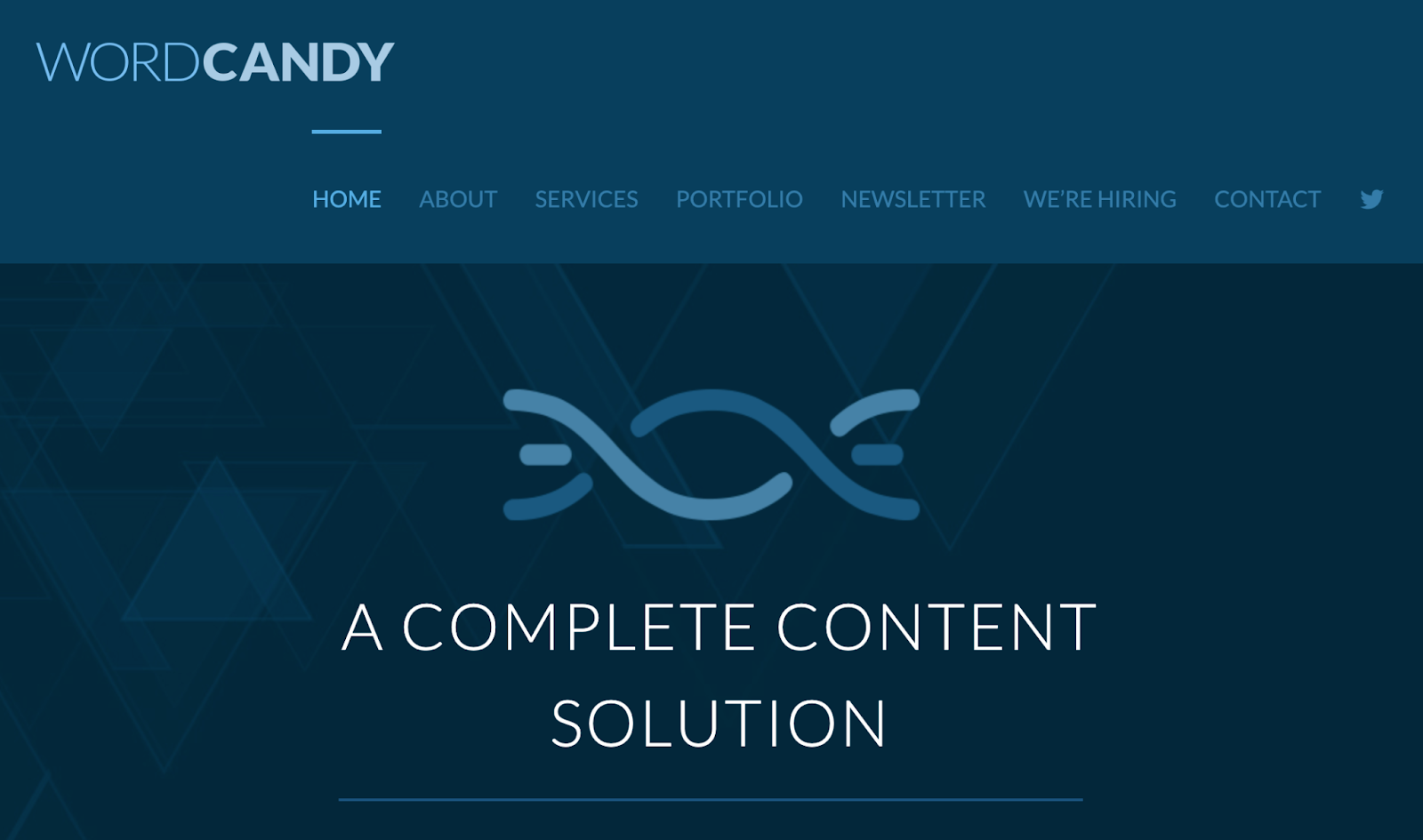 word candy avaada theme wordpress website