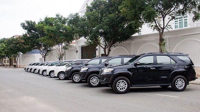 Chothuê xe 7 chỗ có người láitự láiđichuyến du lịchCô Tô